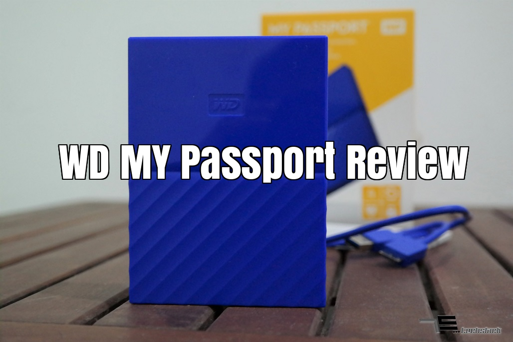 WD My Passport Review - Stylish yet Compact - TechSlack