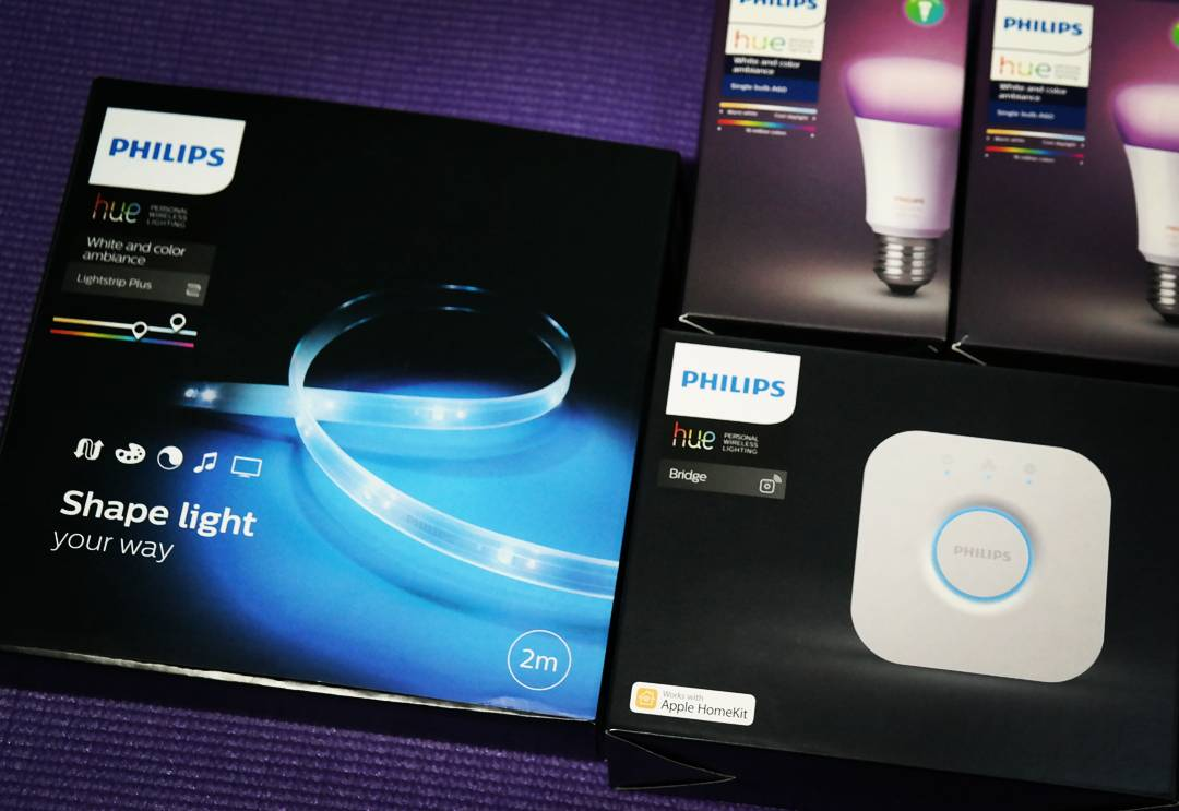 Philips Hue Personal Wireless Lighting System Review