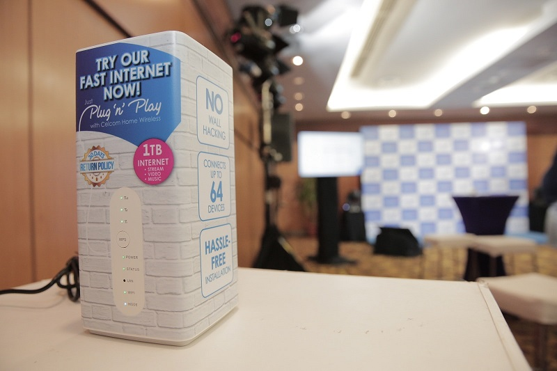 Celcom Home Wireless powers your home with 1TB of internet